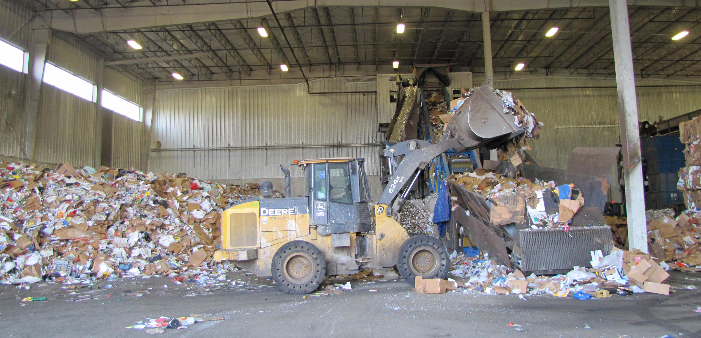 Wisconsinites What Happens To Your Recycling Once It