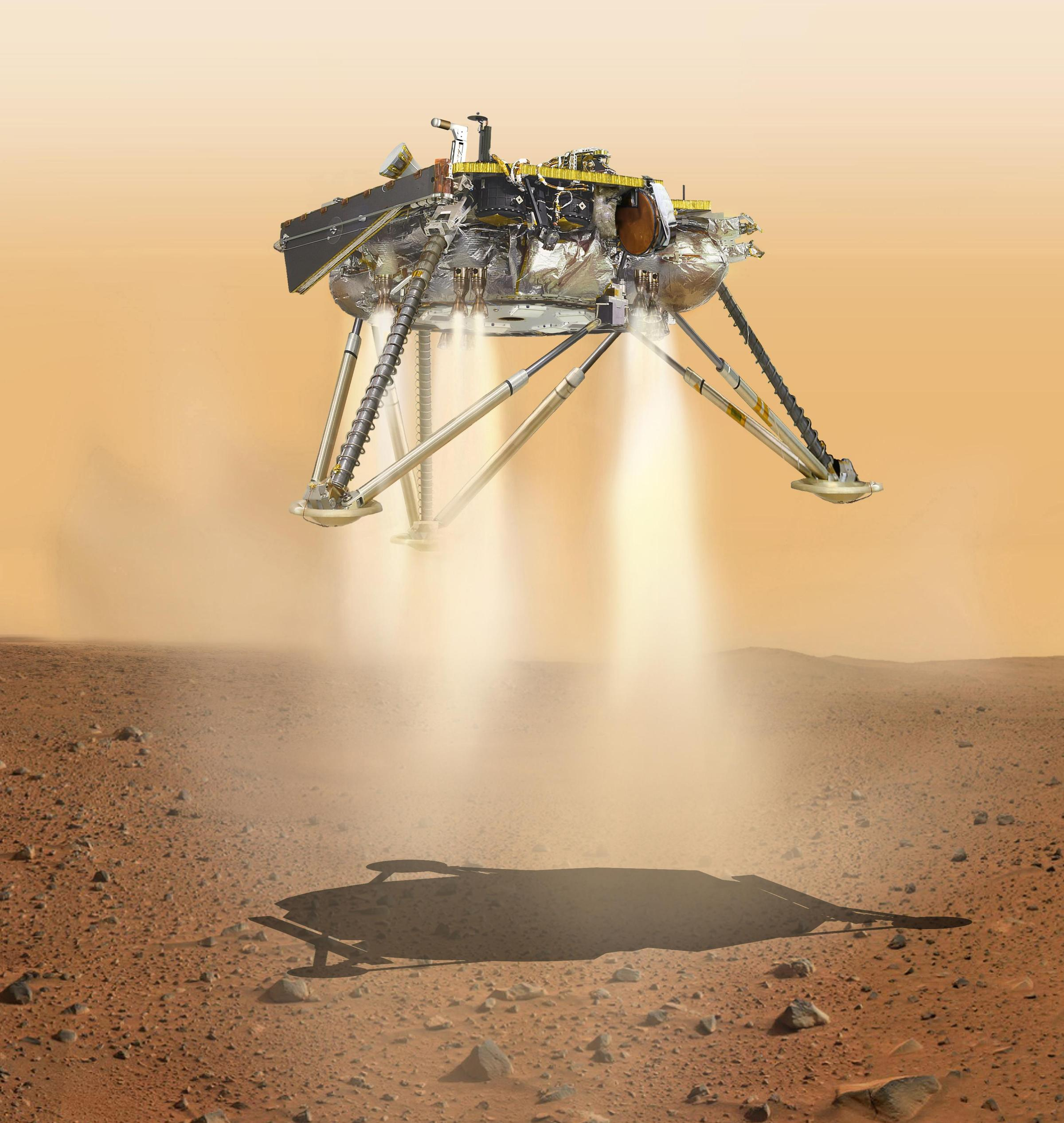 NASA picks Jezero Crater for Mars 2020 rover landing site