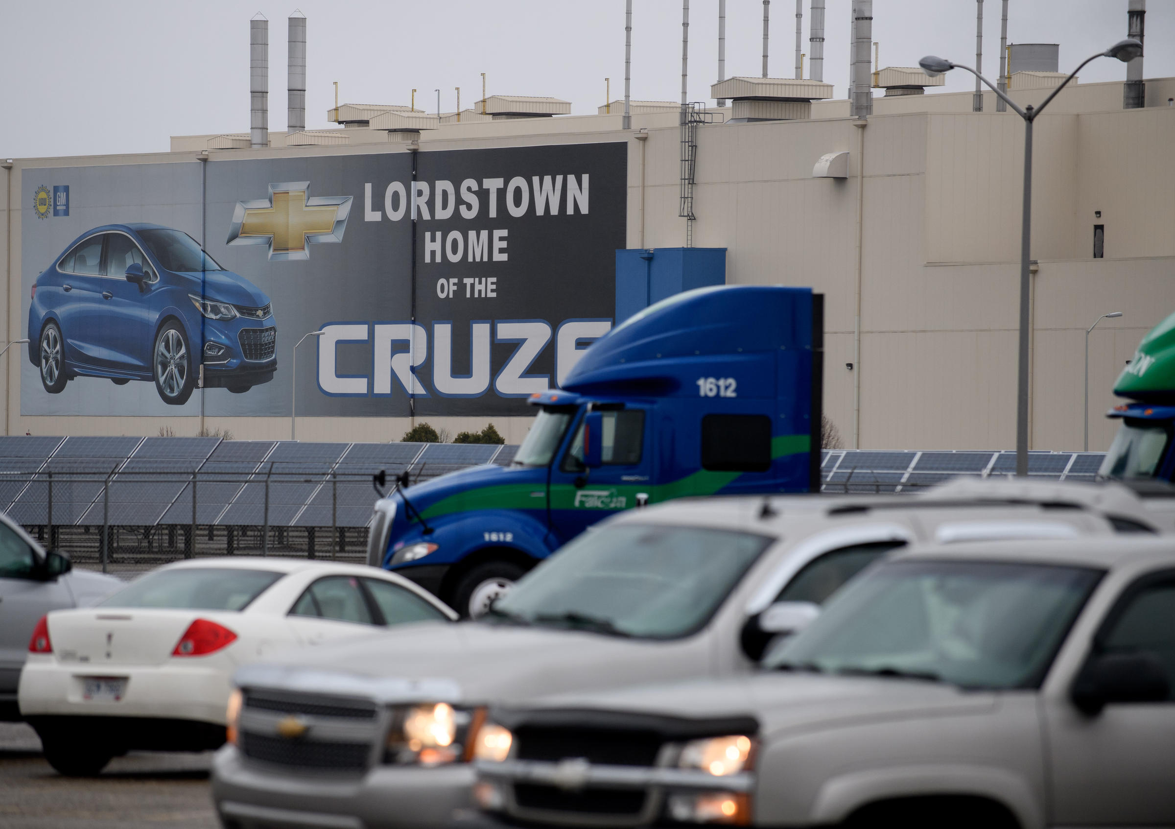Cars Are Disappearing Gm Plants Close As Sedans Get Phased Out Wuwm