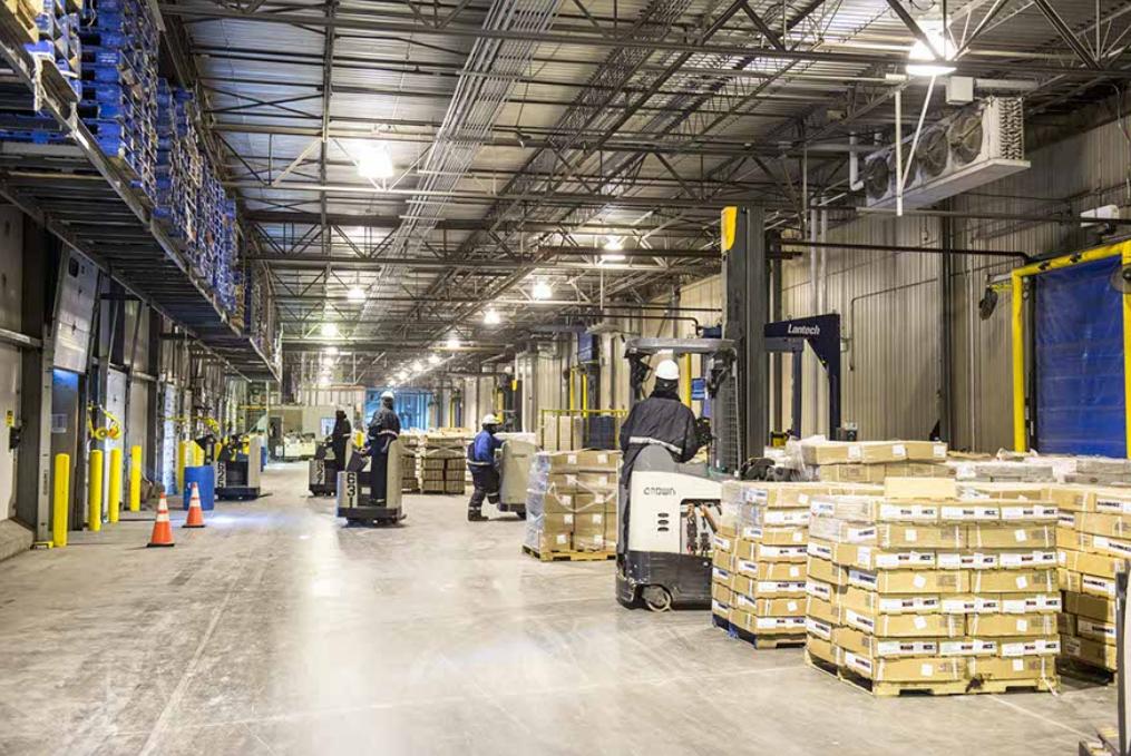 Cloverleaf Cold Storage Brings New Jobs To Monmouth Wvik & Cloverleaf Cold Storage - Listitdallas