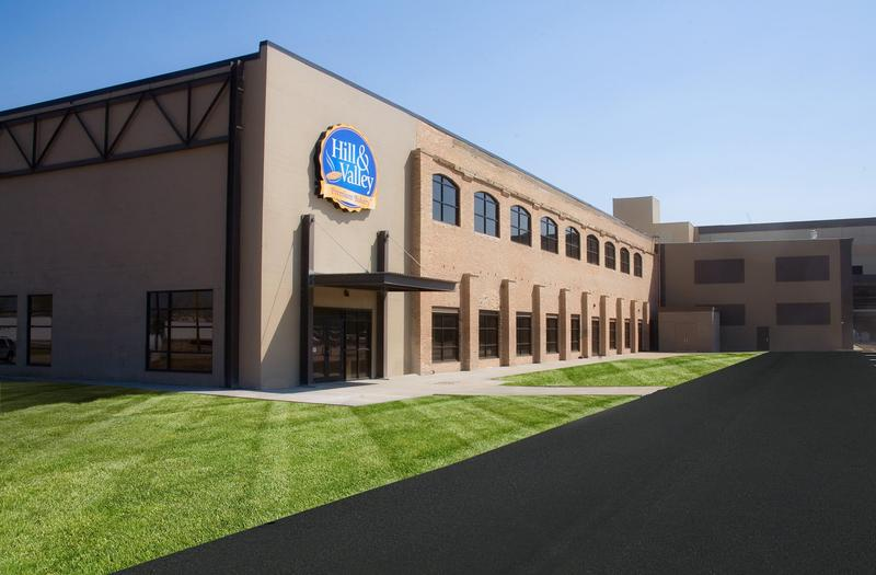 file photo of Hill & Valley Premium Bakery at its new location in Rock Island, IL