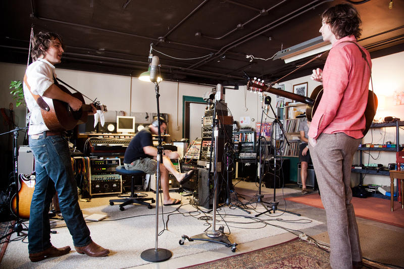 Band, Milk Carton Kids, record with Daytrotter