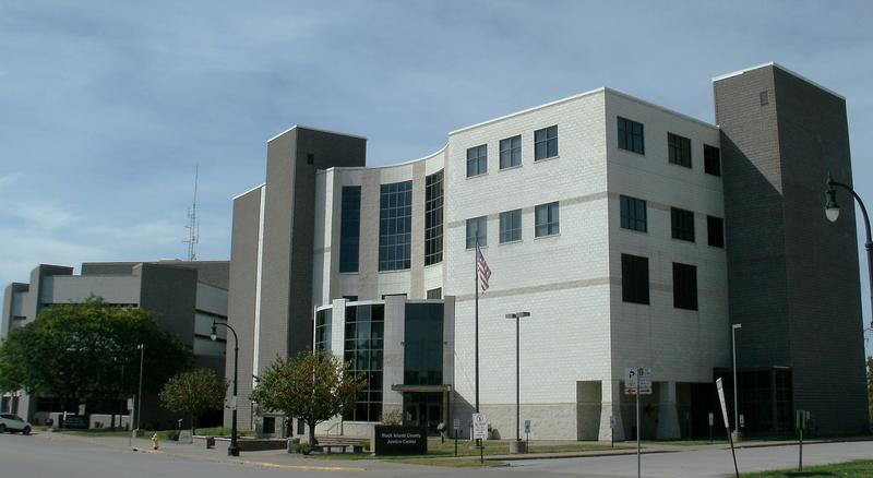 Rock Island County Criminal Justice Center and Jail