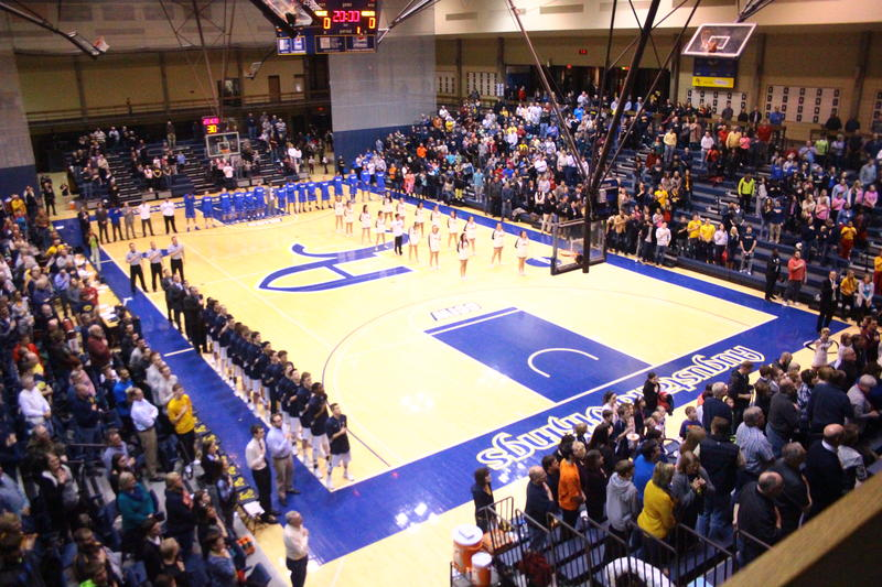 Augustana College men's basketball | WVIK