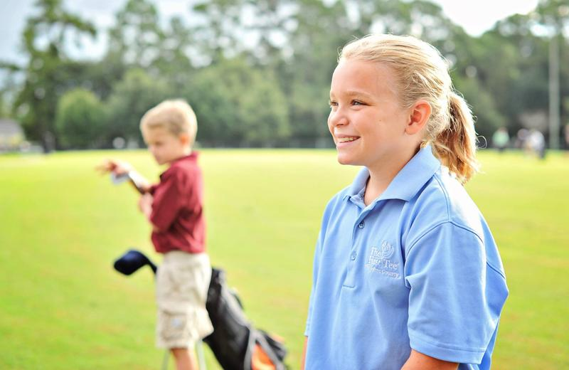 The First Tee is hoping to attact more girls to golf.