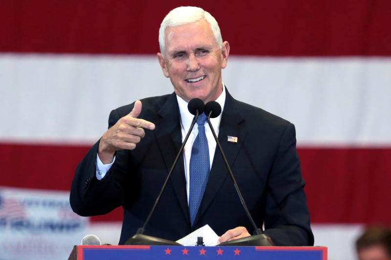 Republican vice presidential candidate Mike Pence, governor of Indiana, will attend the annual Reagan Dinner in the Quad Cities.