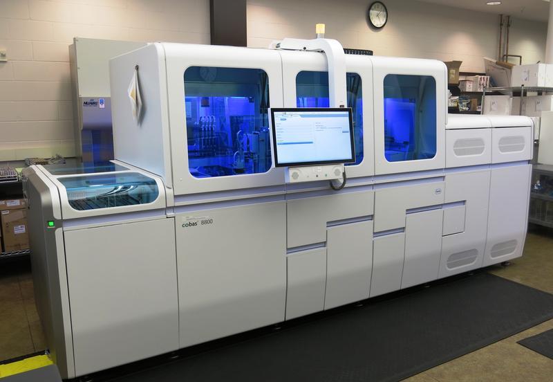 machine virus testing