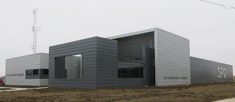 Silvis Police Station