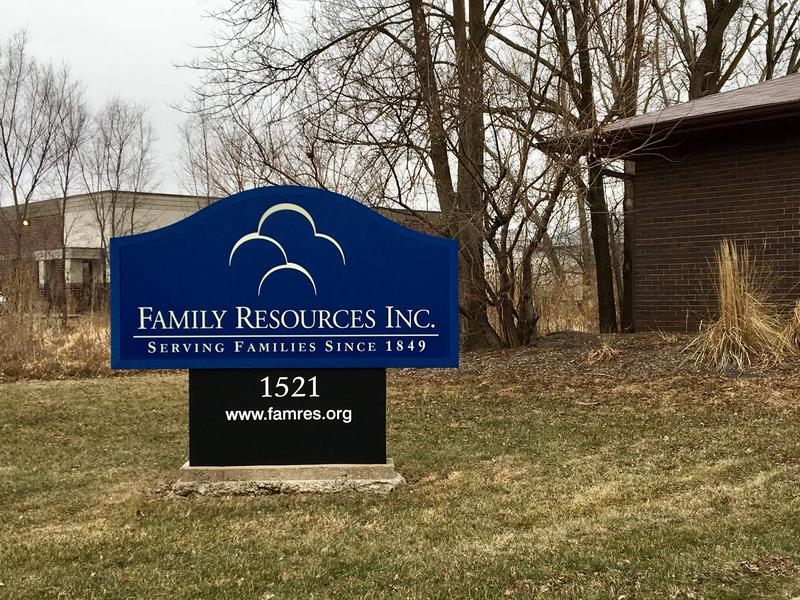 Family Resources provides resources to survivors of domestic violence.