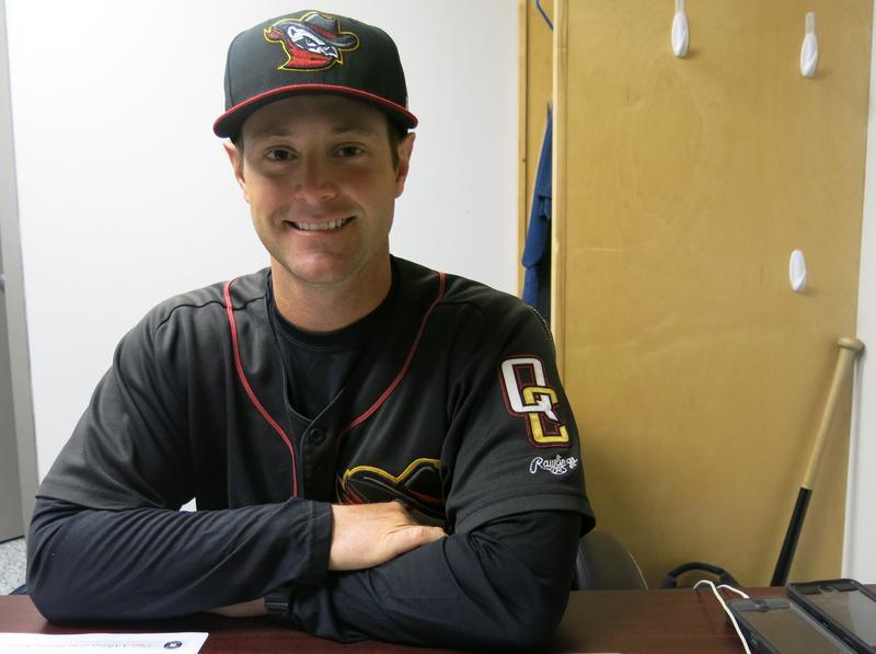 River Bandits Manager Russ Steinhorn