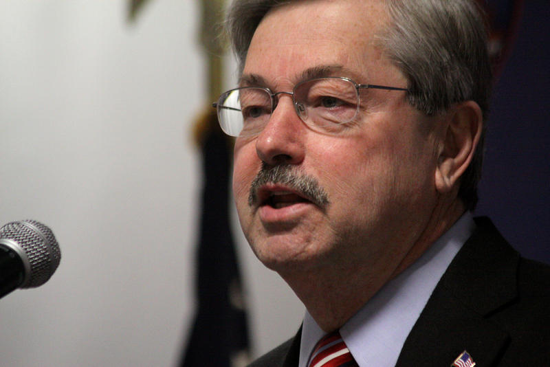 In 2013, Iowa governor Terry Branstad got bipartisan support in the legislature to reform the state's property taxes.