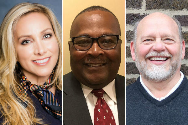 Voters in the Illinois Quad Cities elected new mayors. Stephanie Acri was elected mayor of Moline, Reggie Freeman will become mayor of East Moline, and Mike Thoms won the Rock Island mayoral race.
