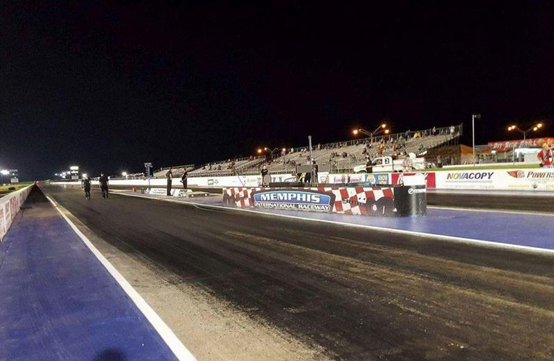 Last year, the stands in Memphis were nearly empty for the 63rd World Series of Drag Racing.