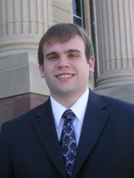 Sean Sanders, democrat from Rock Falls, IL