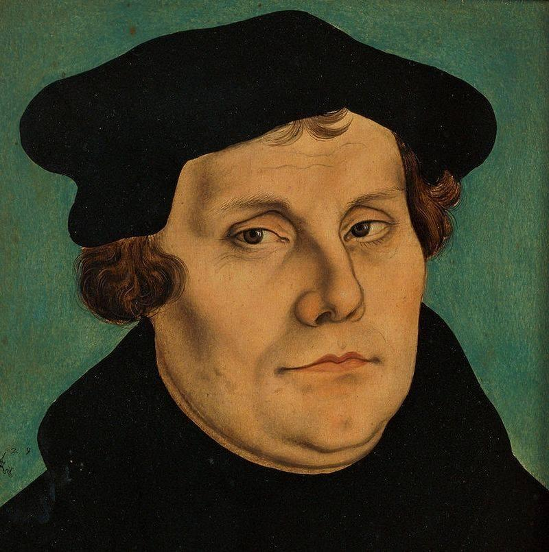 Fr. Martin Luther