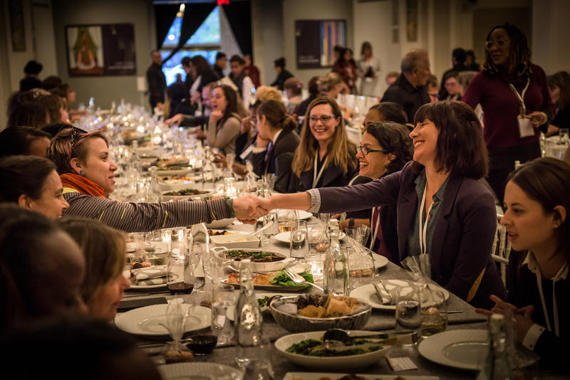 FRESH TALK: Righting the Balance – Can there be gender parity in the arts? (2015/10/18)