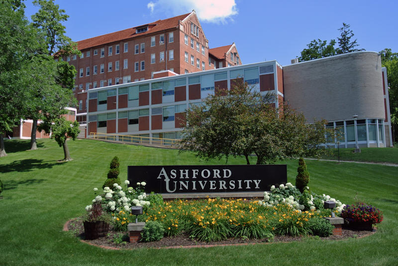 the former campus of Ashford University in Clinton