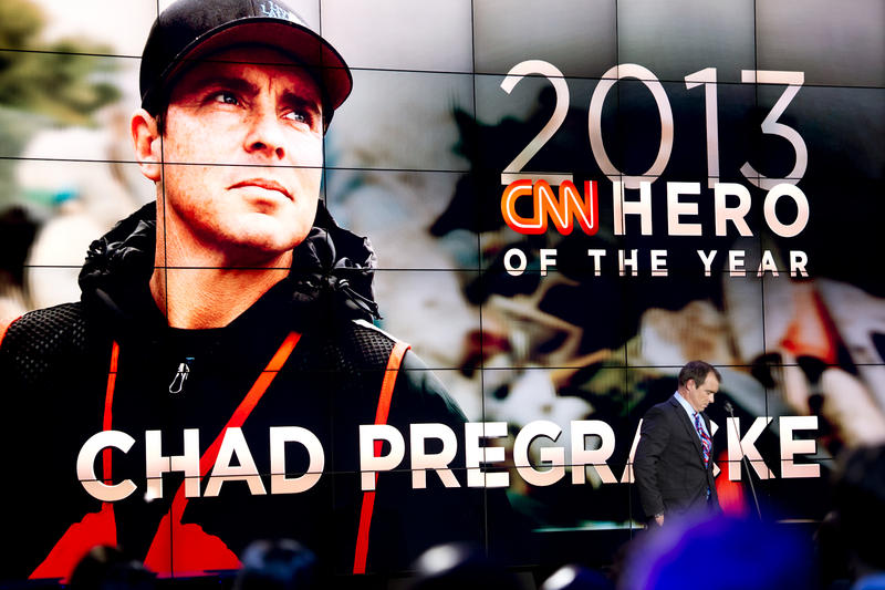 One of Pregracke's many accolades is being named CNN's Hero of the Year. Living Lands and Waters shared shared part of the monetary award with the other nominees.