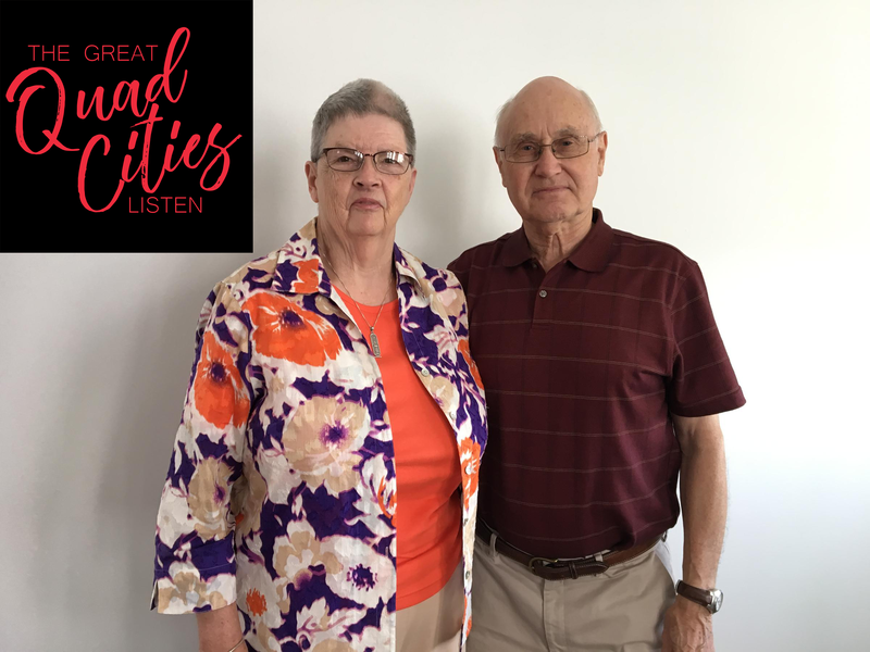 Helen and Dick Stahl