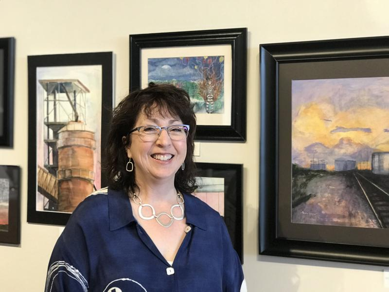 Dawn Wohlford-Metallo, Visual Arts Director, Quad City Arts
