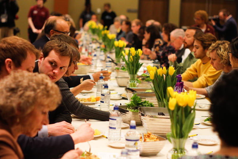 """Augustana """"Big Table"""" Discussion"""