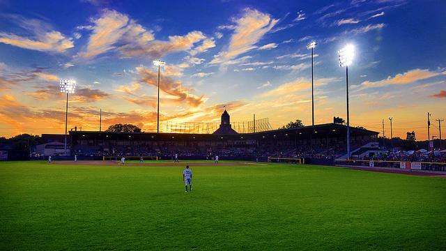 Ashford University Field, Clinton, IA