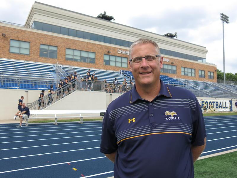 Head Football Coach, Steve Bell