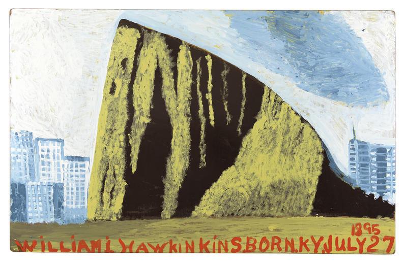 """""""Prudential N.Y.C."""" (1985) by William L. Hawkins"""