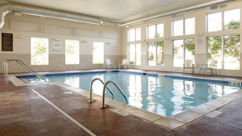 The property features a pool.