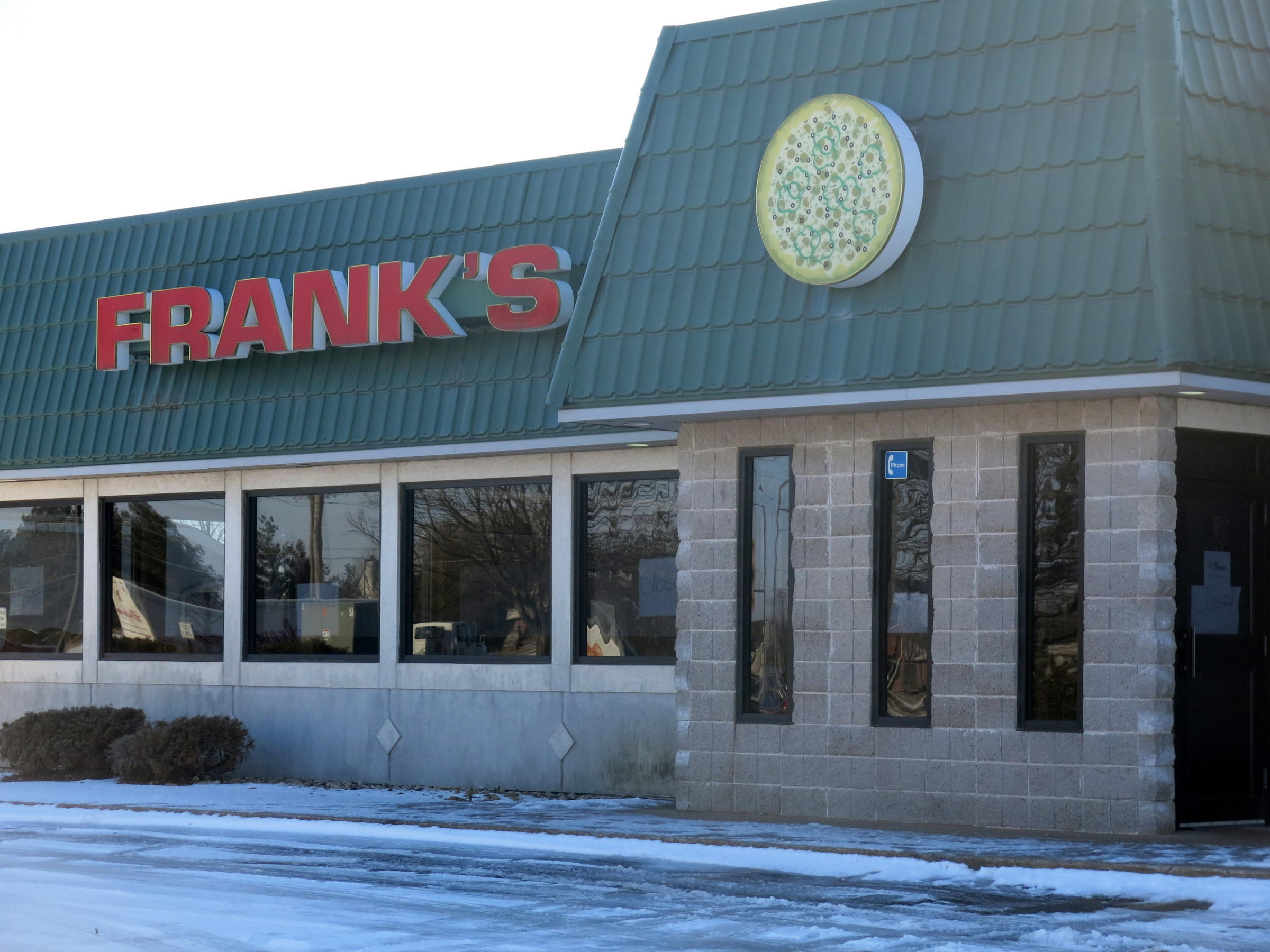 Ross Plans to Move into Frank\'s Old Place | WVIK