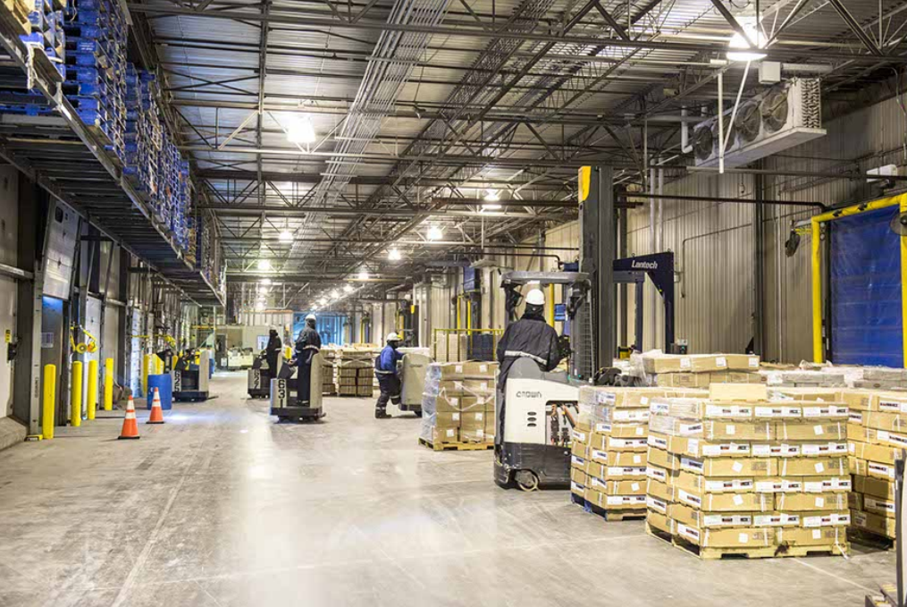 Cloverleaf Cold Storage Brings New Jobs To Monmouth