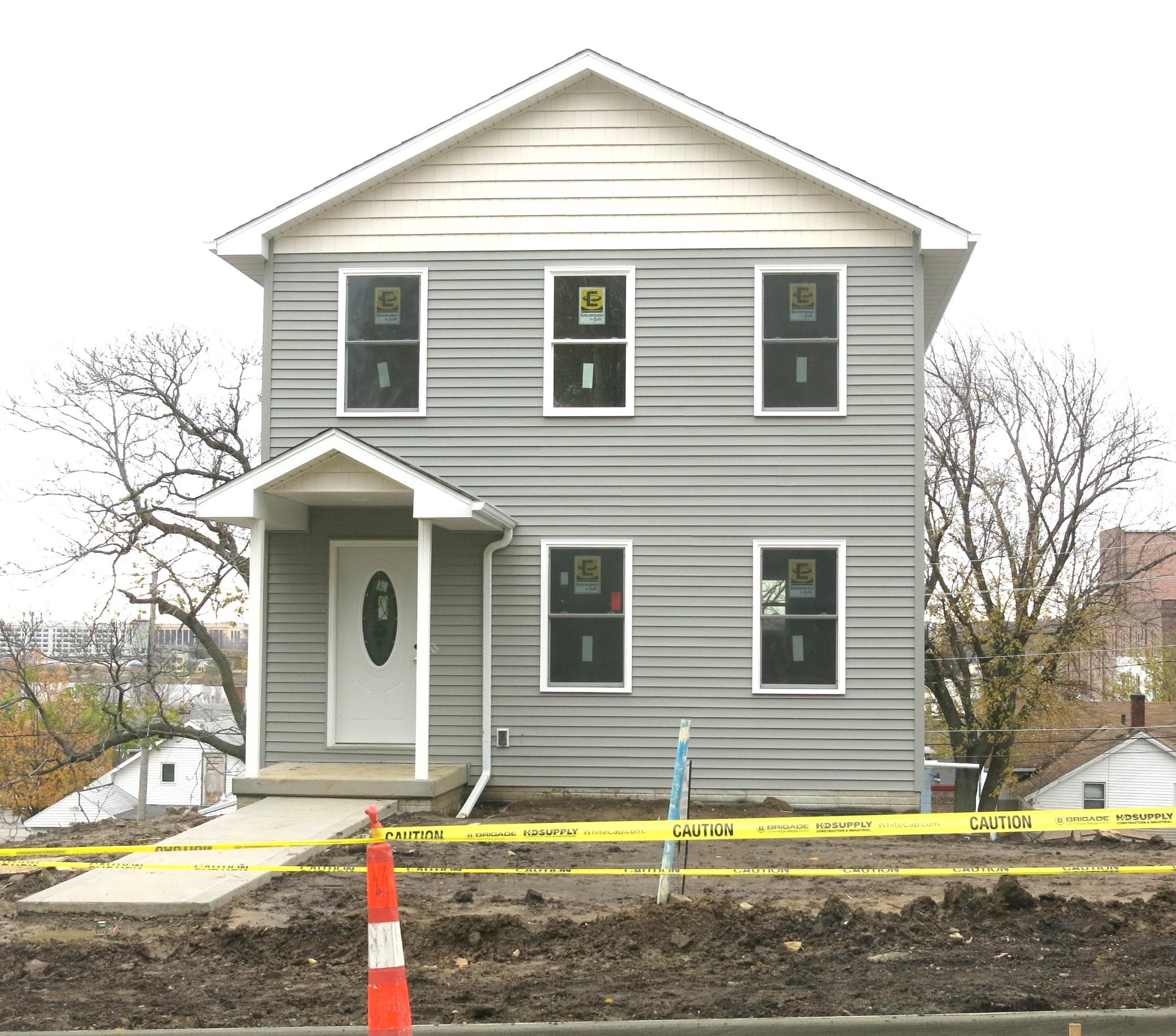 Davenport offers brand new houses for low income families for 2 story homes for sale