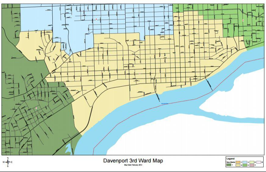 Davenports 3rd Ward Elects Alderman WVIK