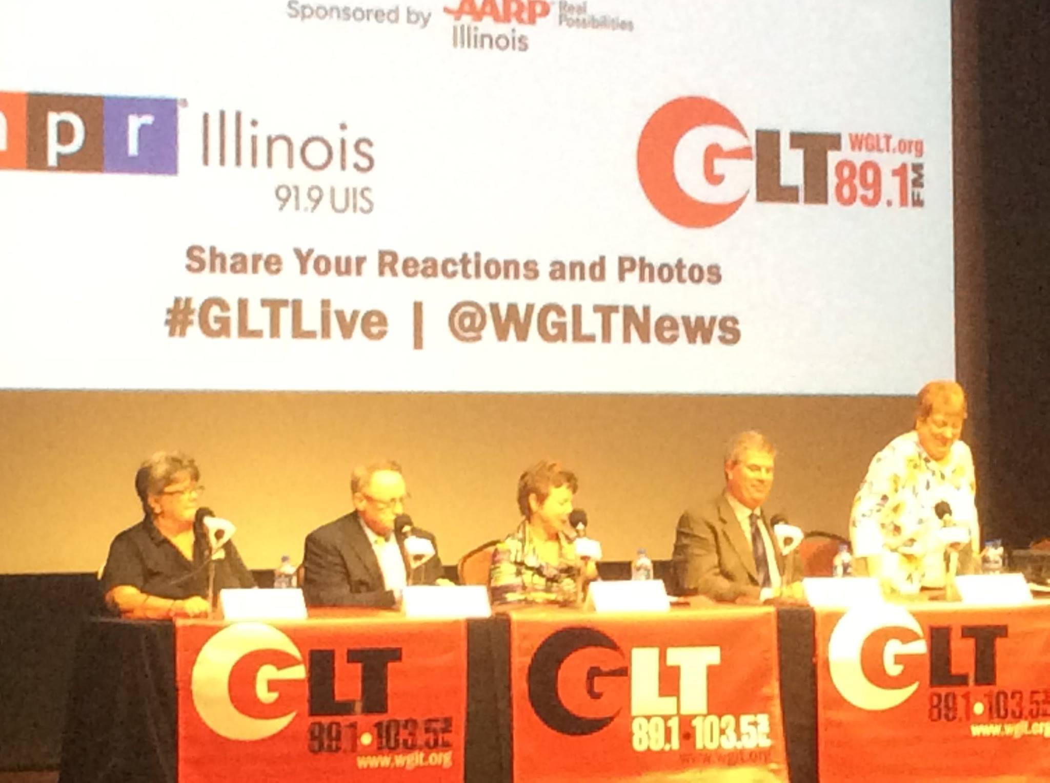 Public Forum on Illinois State Budget | WVIK