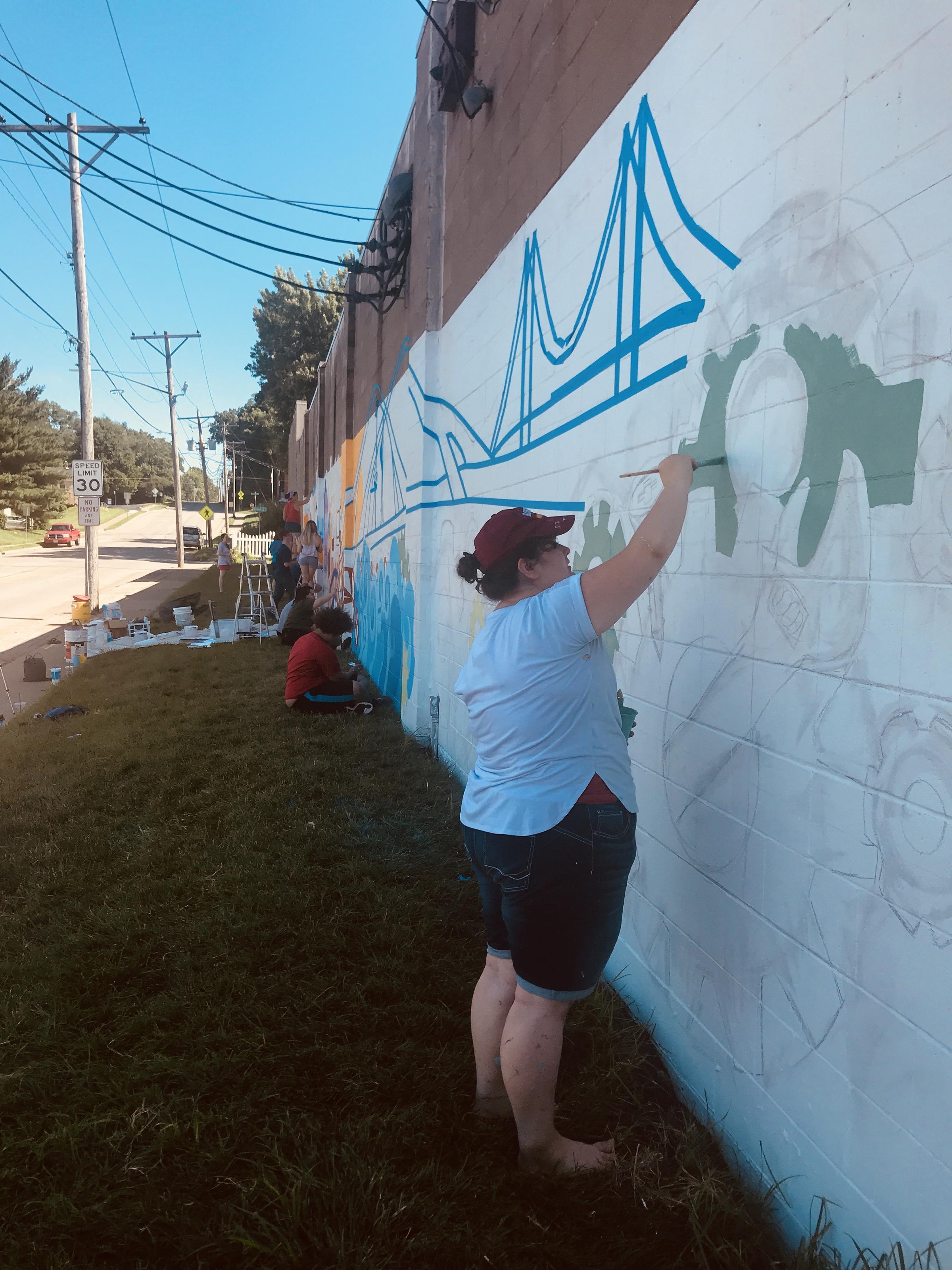 Talking Art With Quad City Arts Sarah Robb Wvik