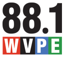 WVPE logo