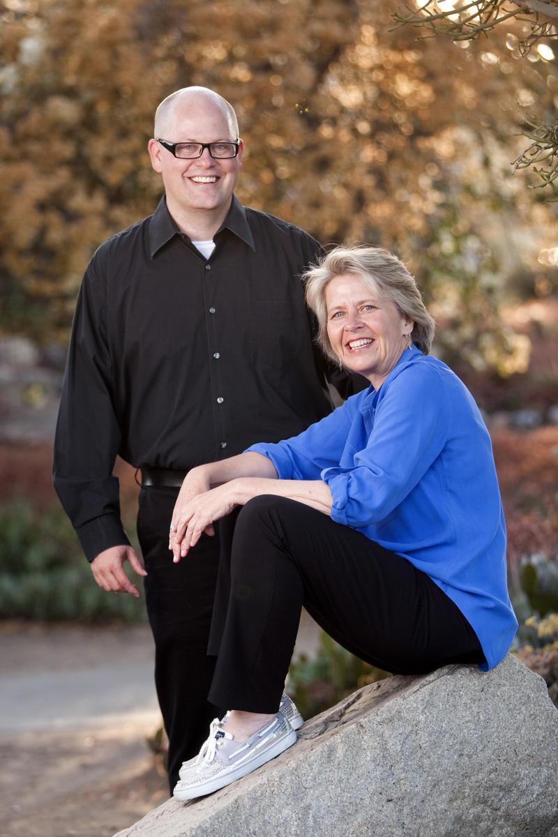 Martha Barnette & Grant Barrett