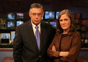 Steve Gonzalez & Amy Goodman