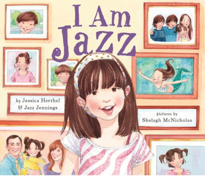 Children's Book 'I Am Jazz'