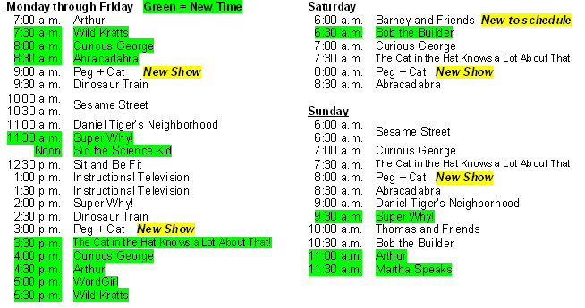 PBS Mystery 2013 Schedule, PBS Series for Summer 2013, PBS TV Holiday