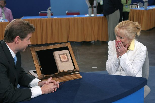 Antiques roadshow coming to charleston in august west - Vintage antiques roadshow ...