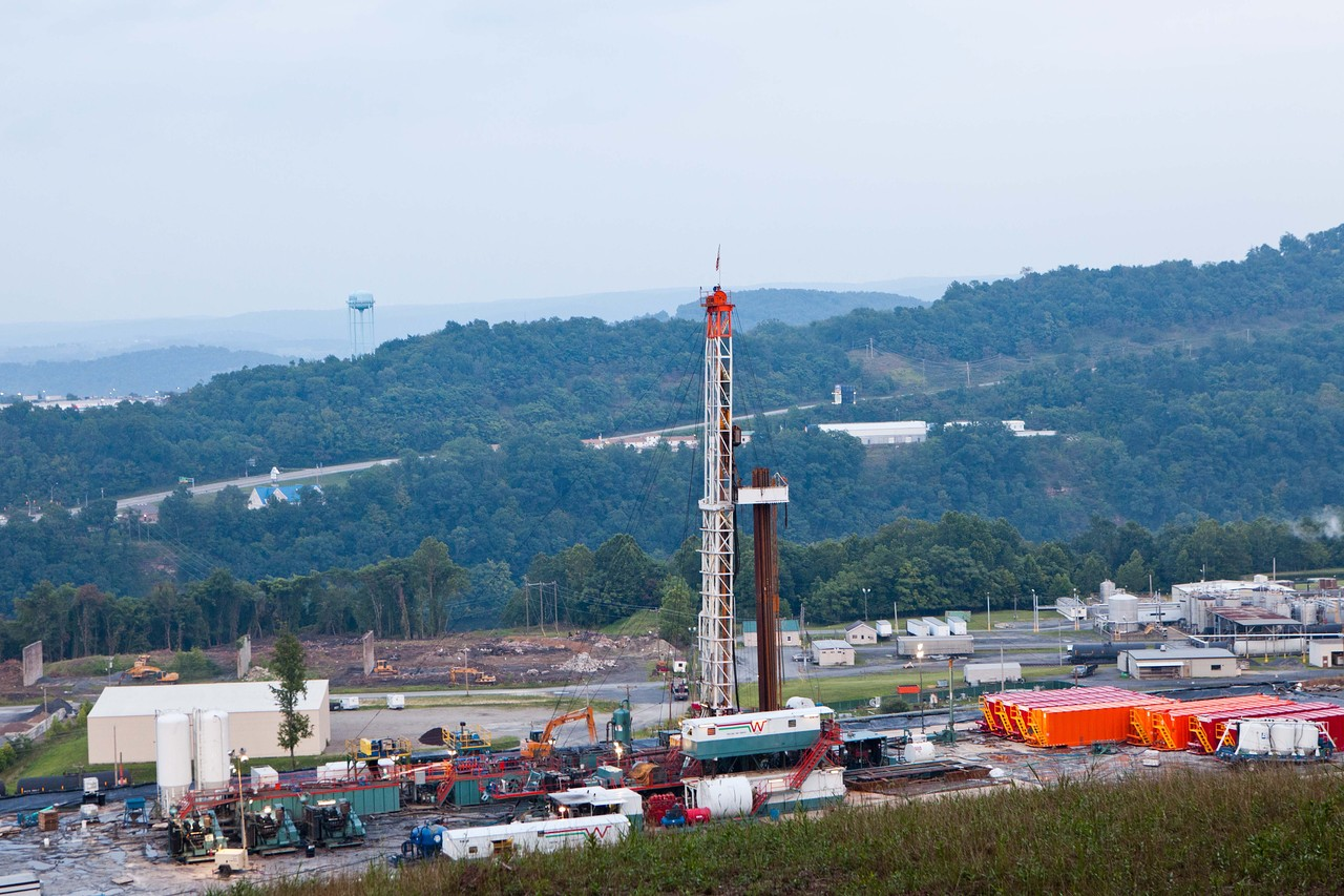 Drilling Begins In Long Term WVU Study On Natural Gas