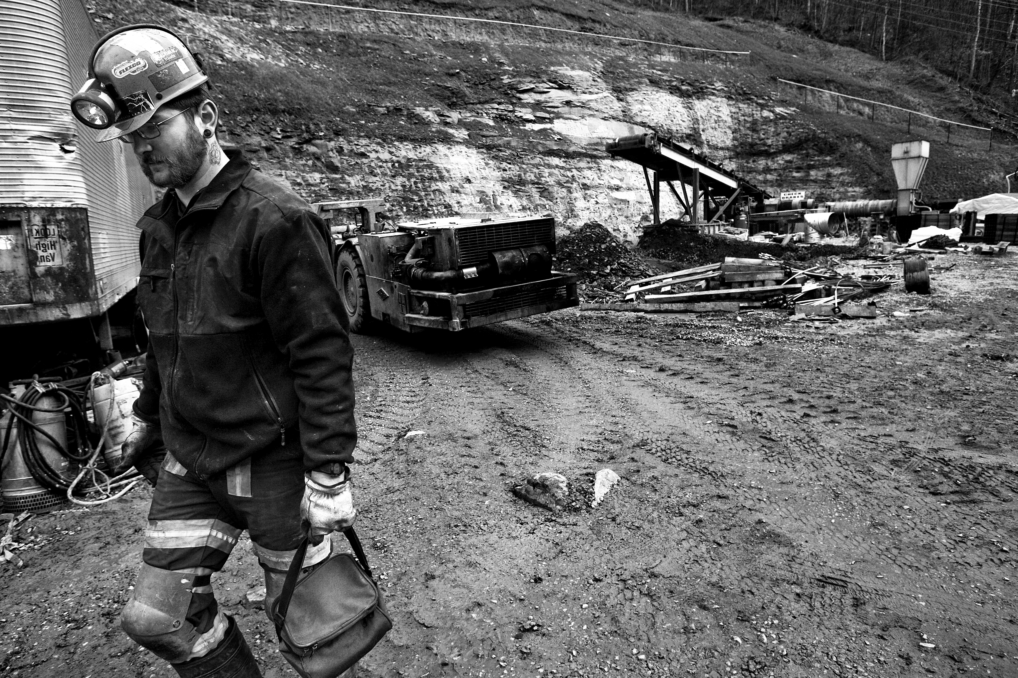 a glimpse into the life of a modern day coal miner west virginia a glimpse into the life of a modern day coal miner west virginia public broadcasting