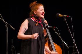 Joy Kills Sorrow on Mountain Stage