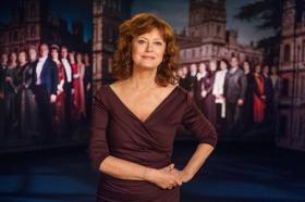 Susan Sarandon hosts Return to Downton Abbey premiering Sunday, Dec. 1 at 9 p.m. on WV PBS.