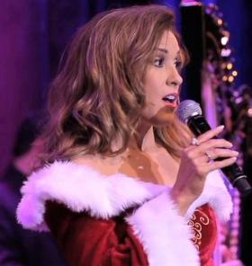 Celebrate Christmas wHear the different sounds of Christmas by the captivating songstress Darla Z.