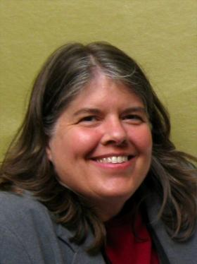 Kristi George, director of radio for West Virginia Public Broadcasting