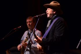 Robert Earl Keen on Mountain Stage