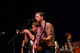 Calexico, live on Mountain Stage