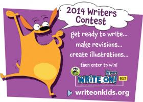 2014 Writer's Contest logo